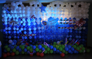 under water theme birthday decorations bangalore