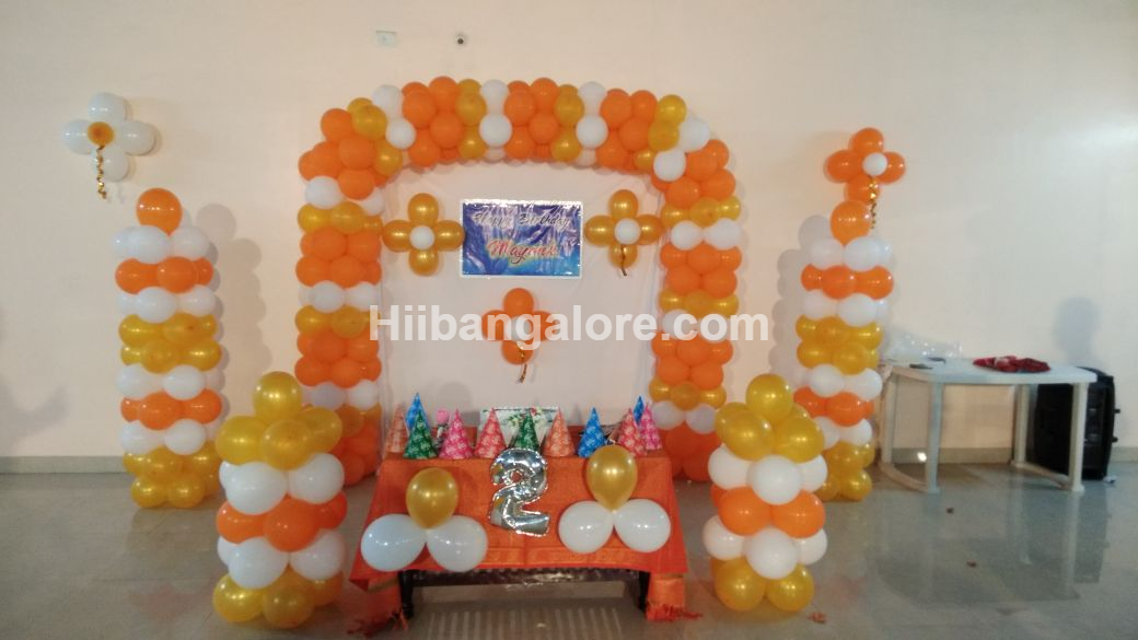 birthday party decorators bangalore