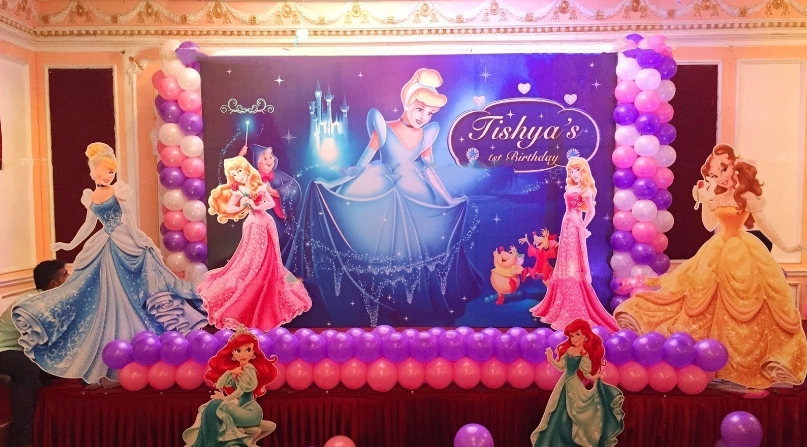 princess theme decoration bangalore