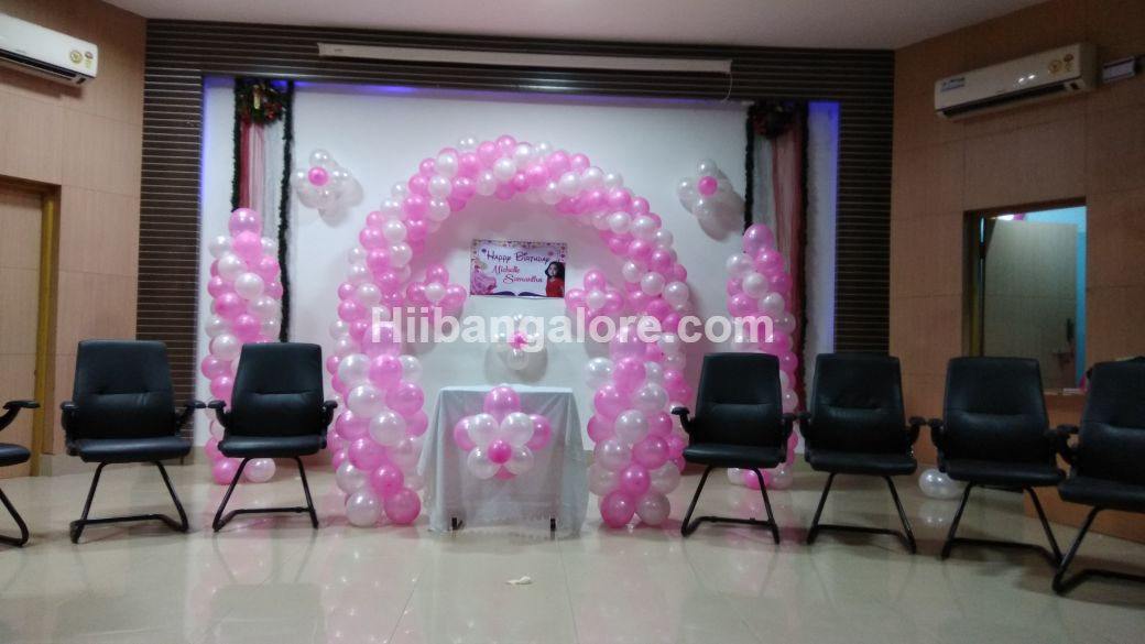 girl baby decorations bangalore