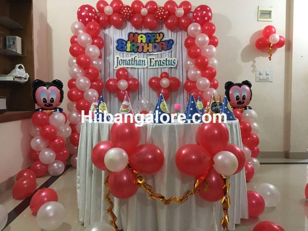 kids birthday decorations