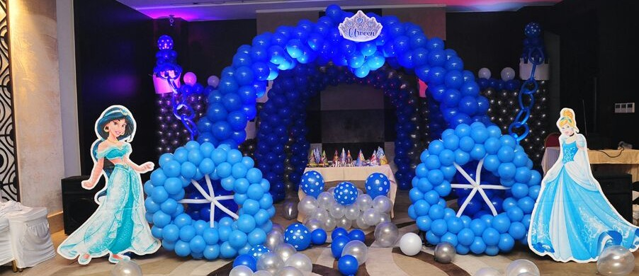 Best birthday party organizers in bangalore for Balloon decoration in bangalore