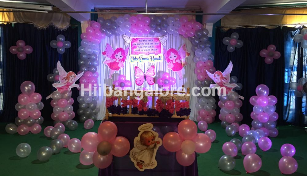 fairy tale theme birthday decoration bangalore