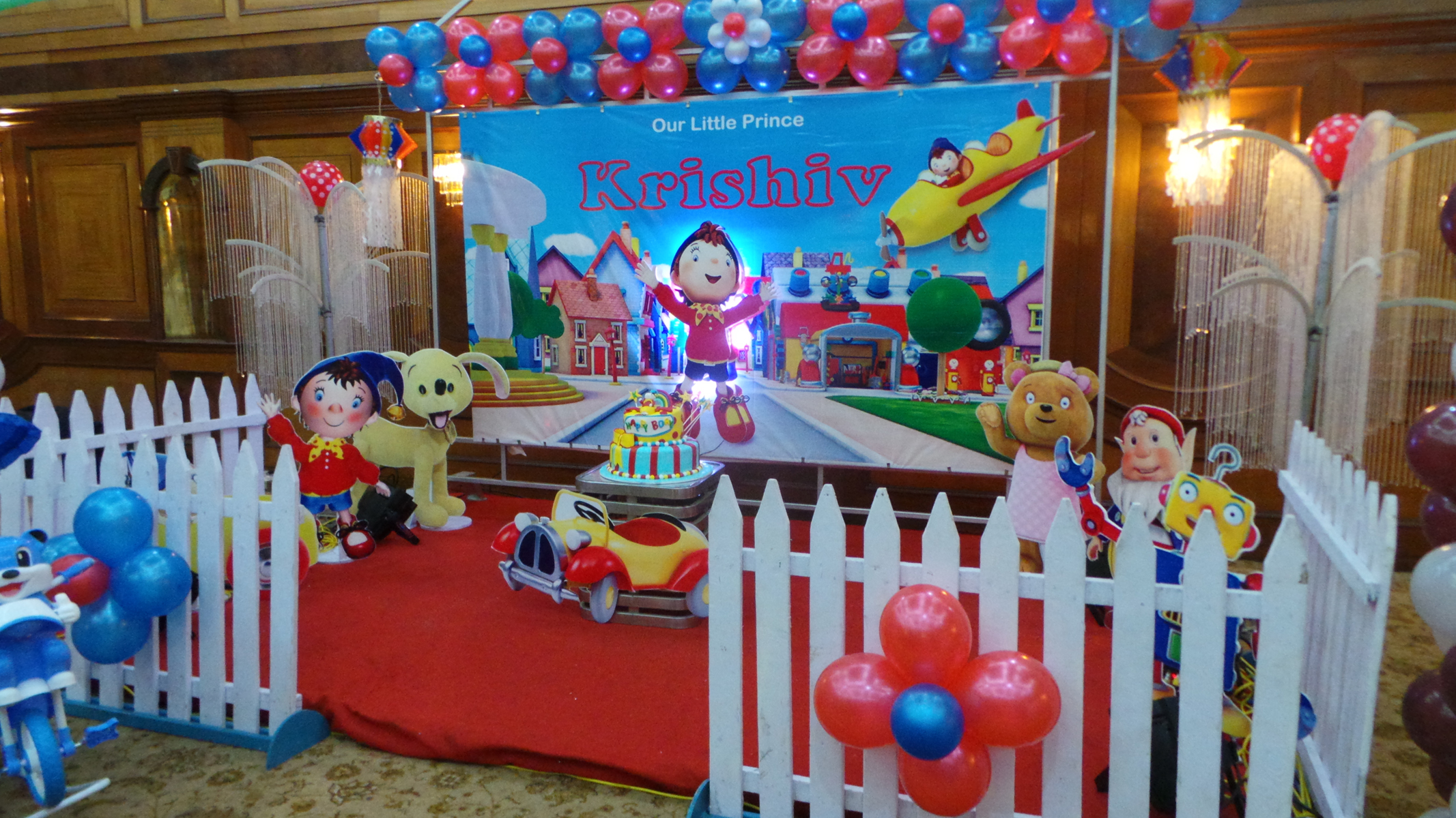 nody theme birthday party bangalore
