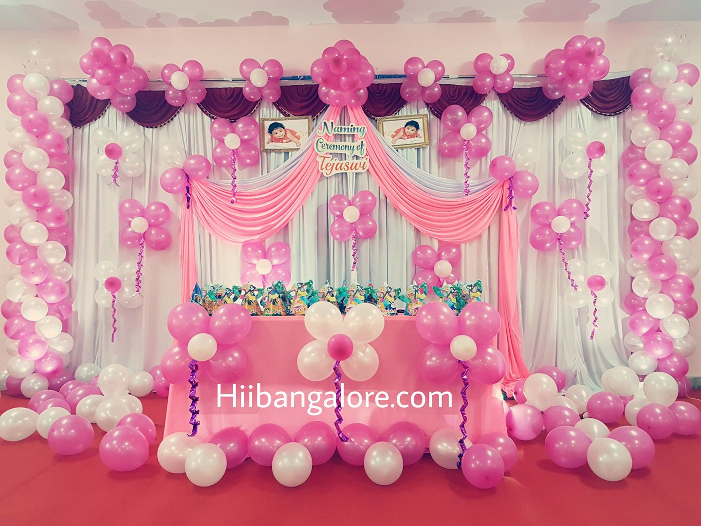 naming ceremony decorations bangalore