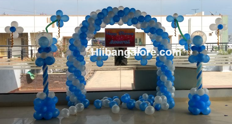 Basic birtyhday party decorations bangalore