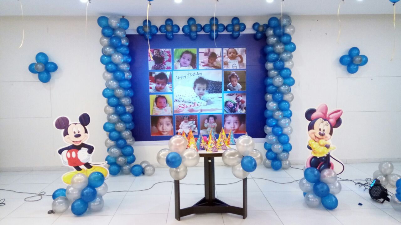 themed birthday decorators bangalore