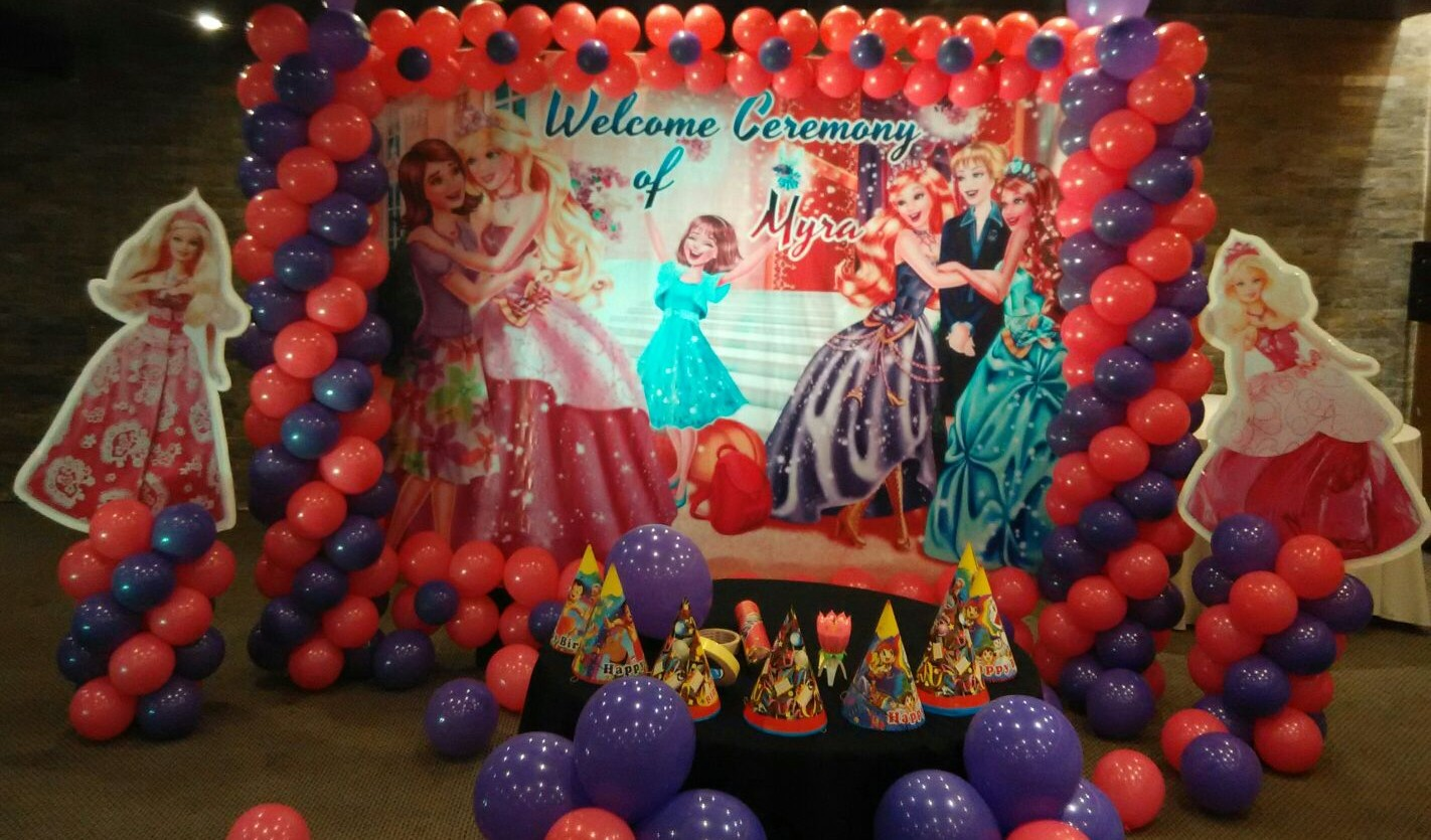 Best birthday party organizers in Bangalore