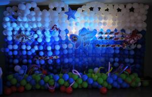 under water theme birthday decorations bangalore