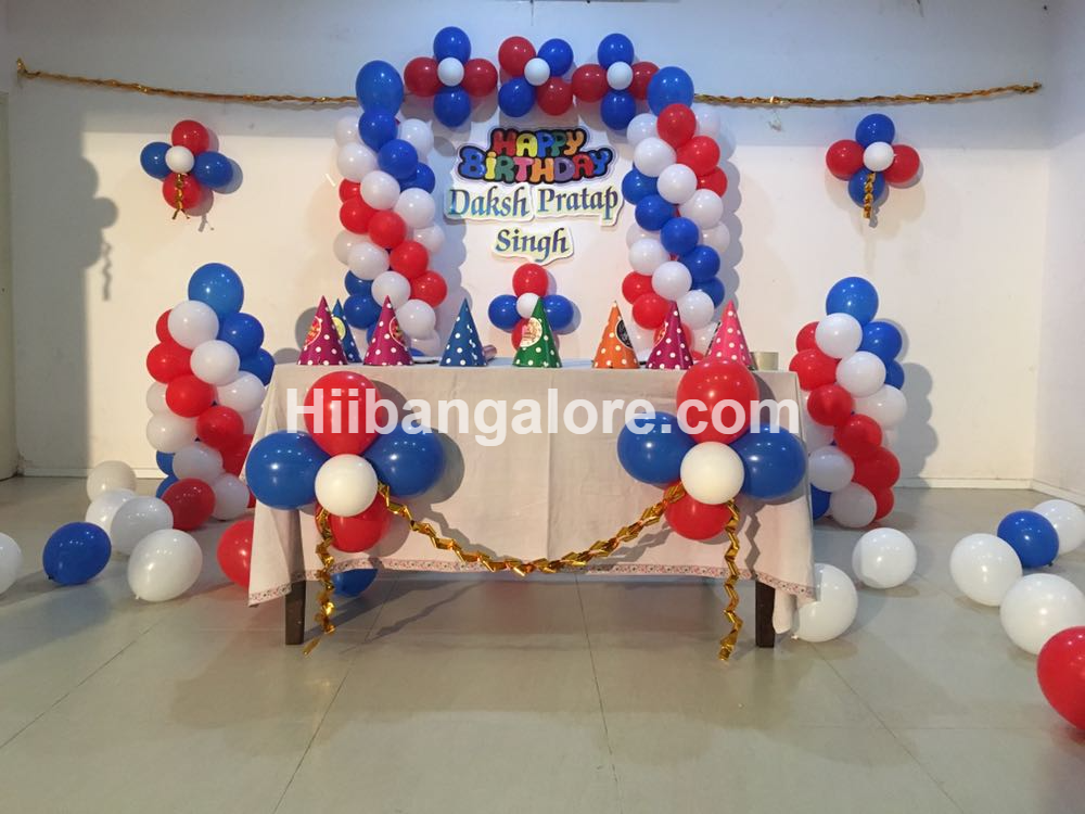 balloon decorations bangalore