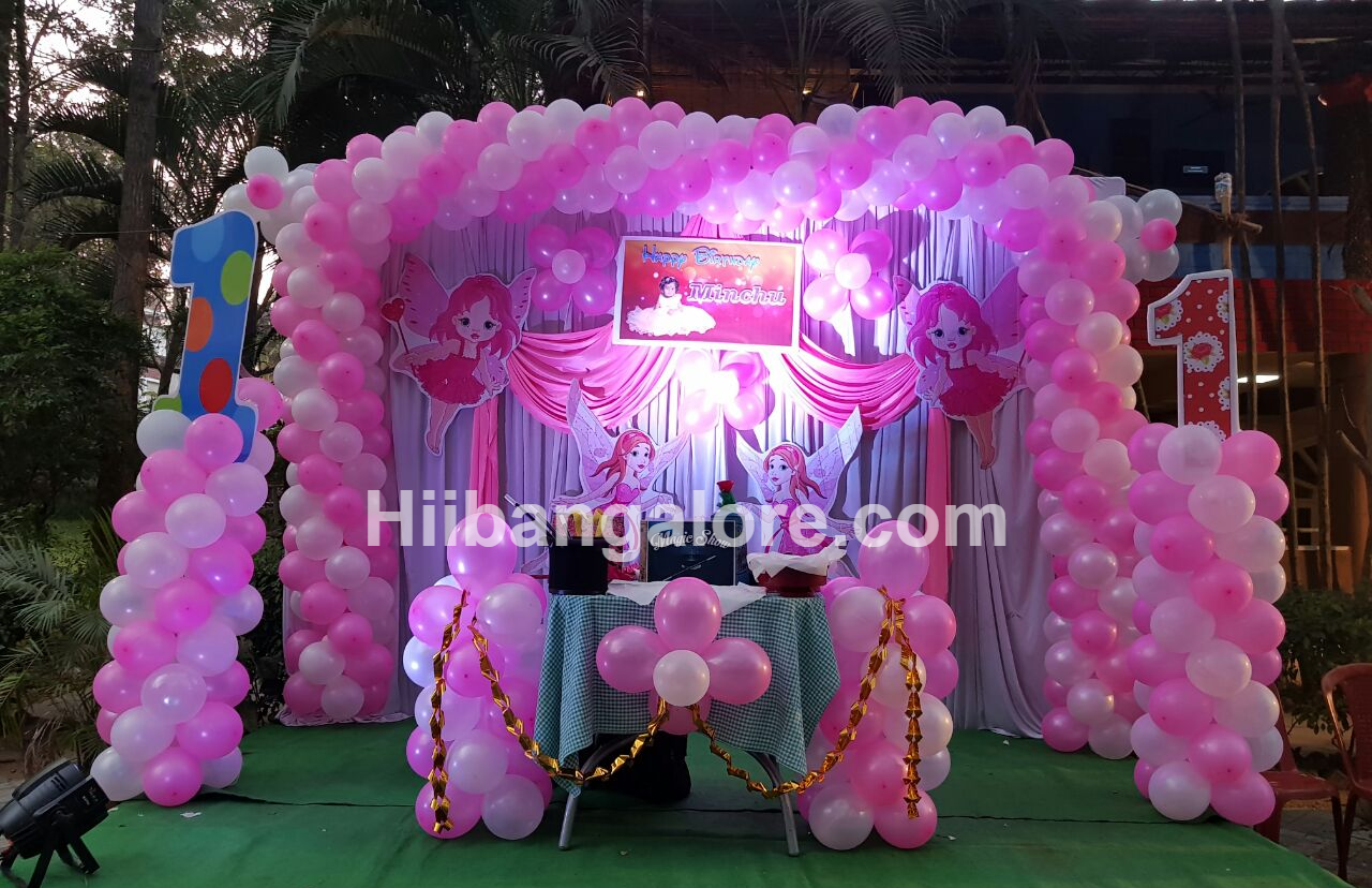 birthday party decorations bangalore