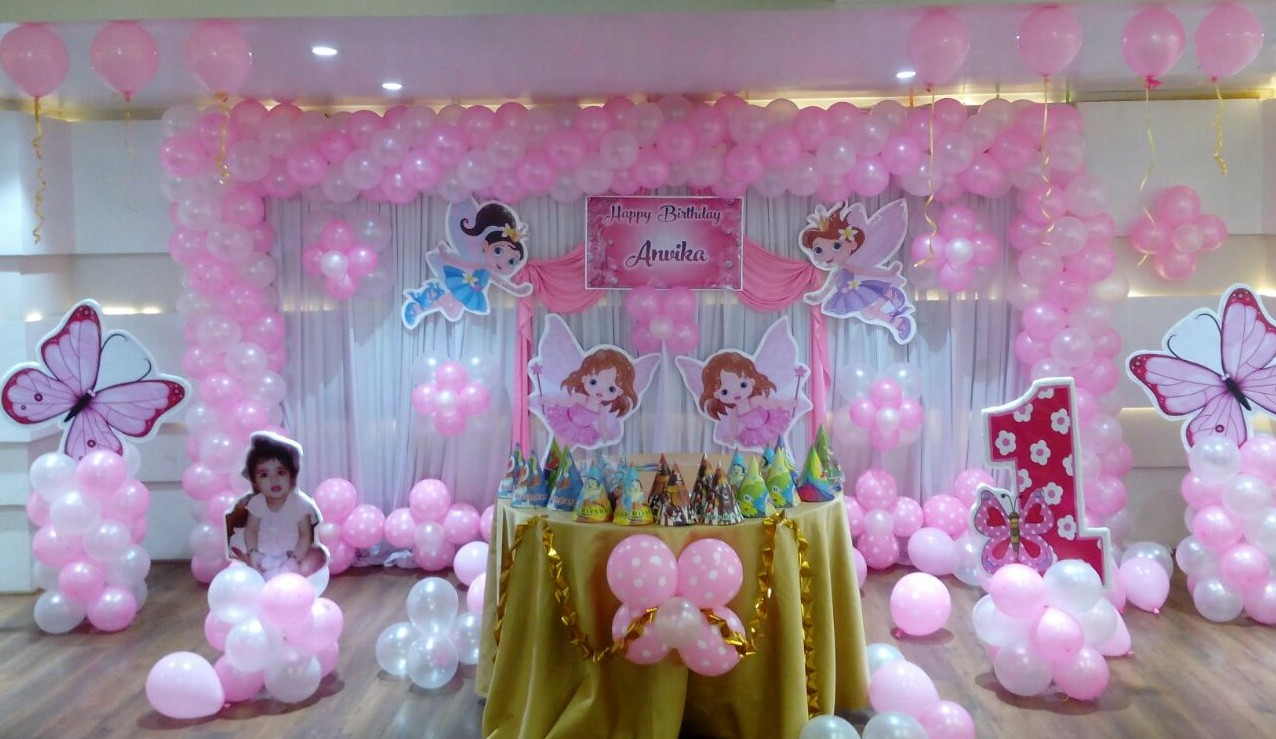 Baby fairy hybraid decoration