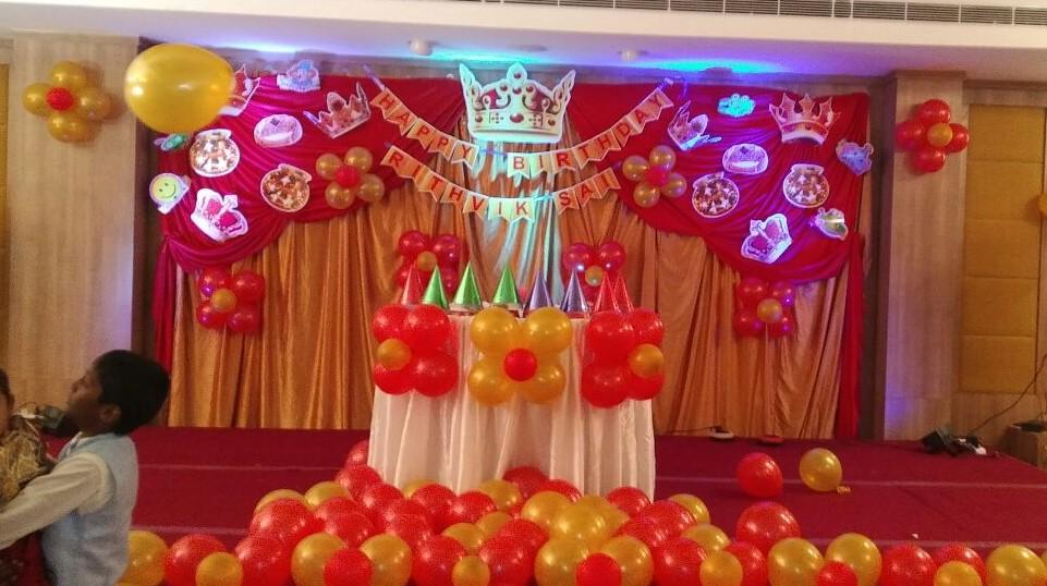 twinkle theme birthday party bangalore