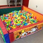 birthday entertainment ball pool game
