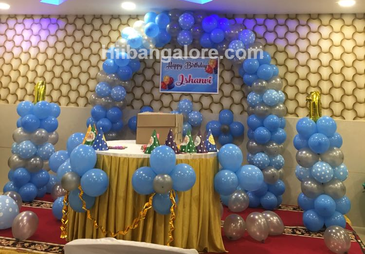 birthday party balloon decoration bangalore