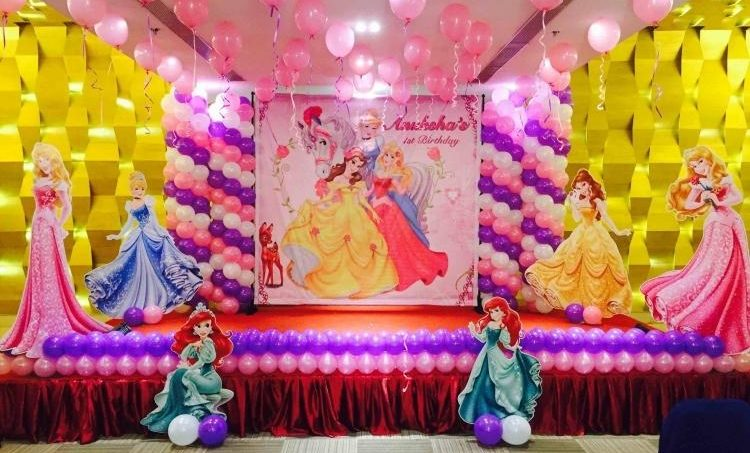 princess theme birthday bangalore