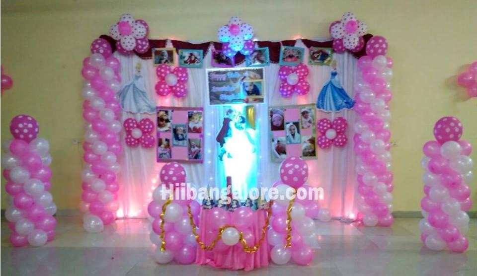 princess theme decoration bangalore