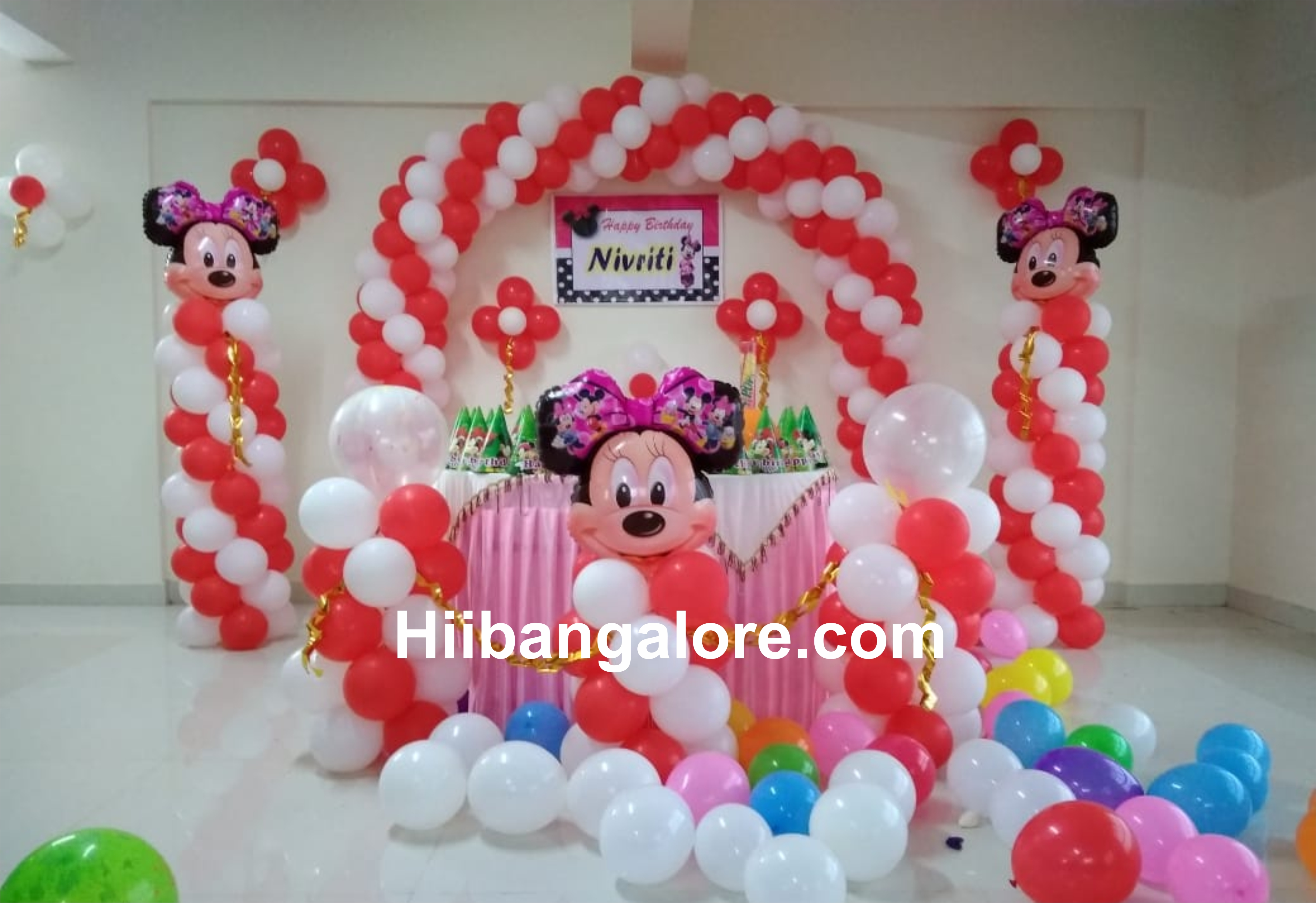 Birthday party planners bangalore
