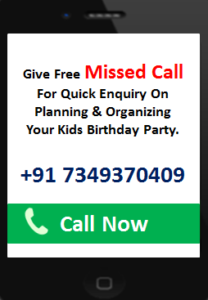 Birthday party balloon decorators bangalore
