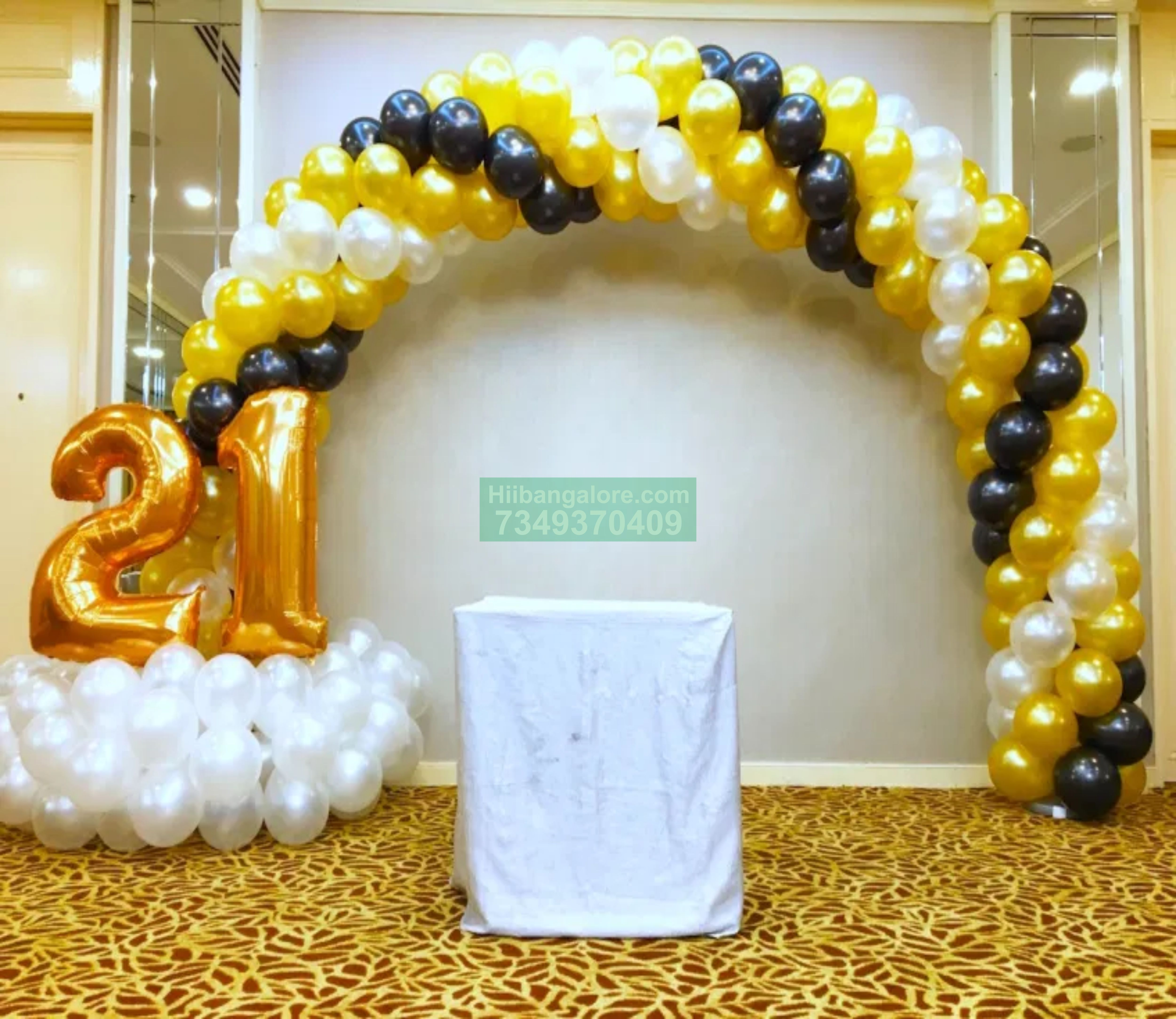 21st Birthday Decoration At Home Best Birthday Party Organisers Balloon Decorators Birthday Party Caterers In Bangalore